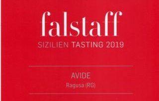 Riconoscimento: 3 Carati 93 punti dalla rivista Falstaff 2019